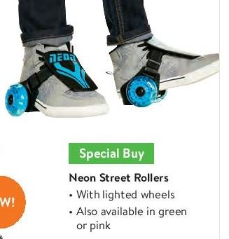Heel Wheels @ Walmart  - Black Friday