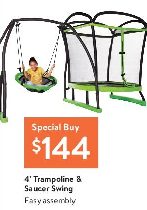 Little kid playground @ Walmart  - Black Friday