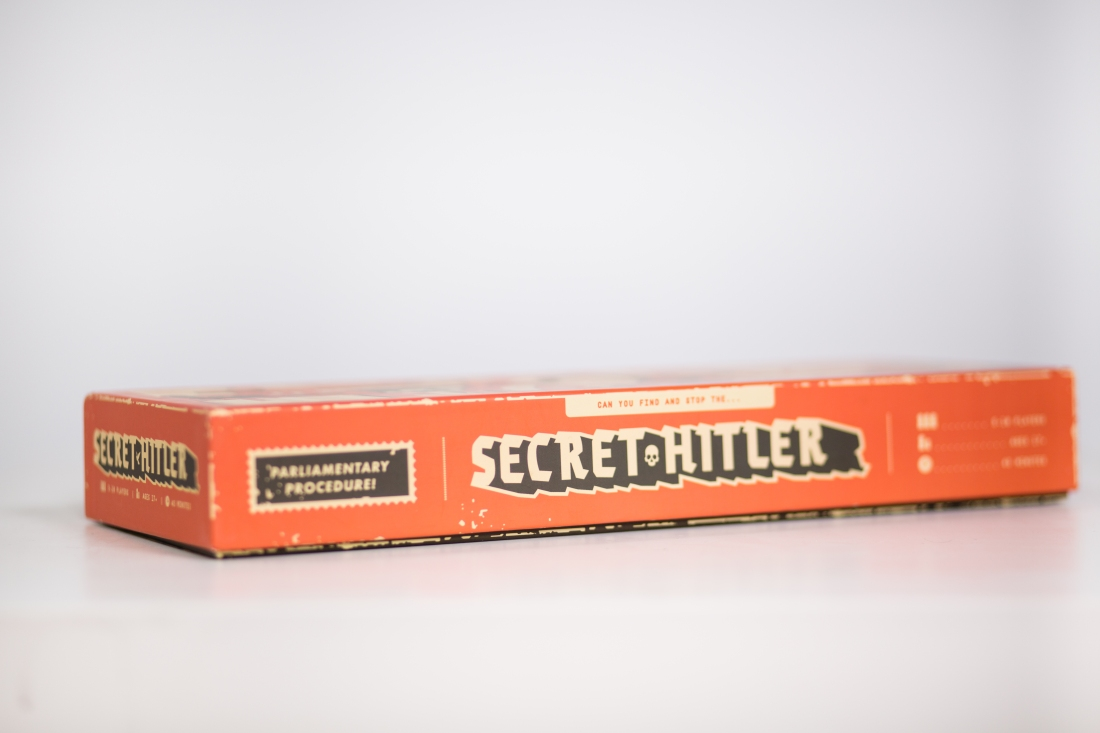 Secret Hitler Box