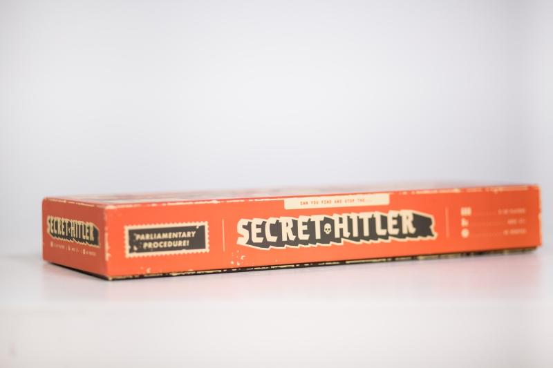 Secret Hitler Box