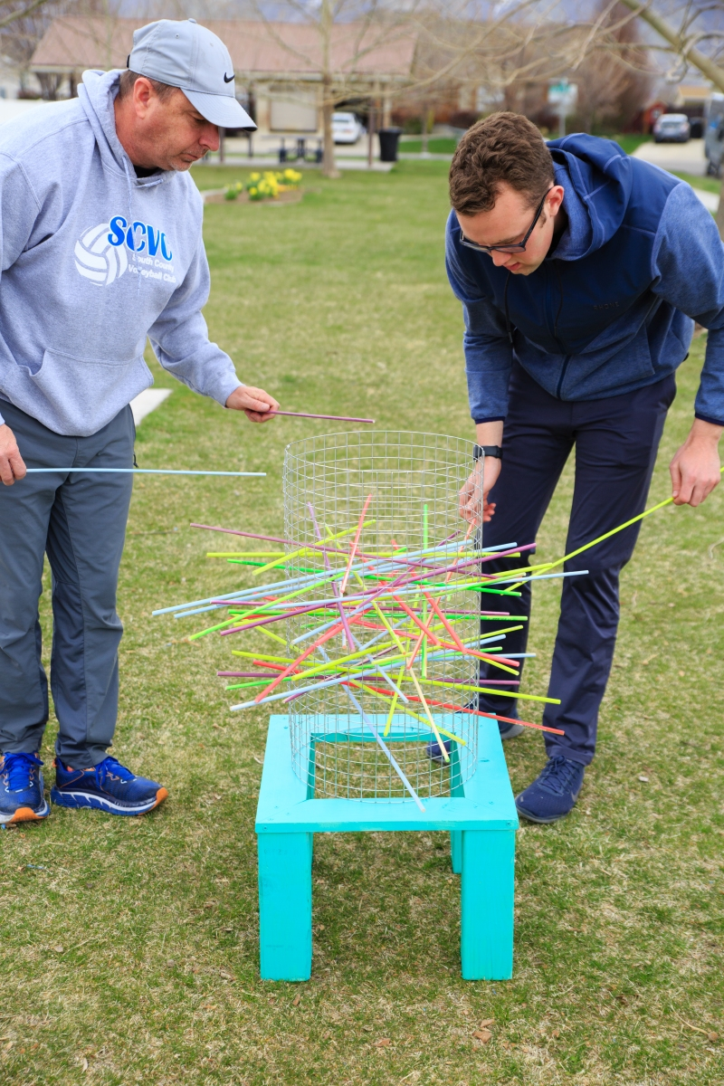 Kerplunk in action