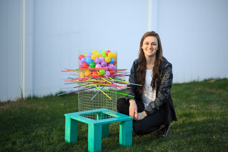 Cassidy & finished Kerplunk